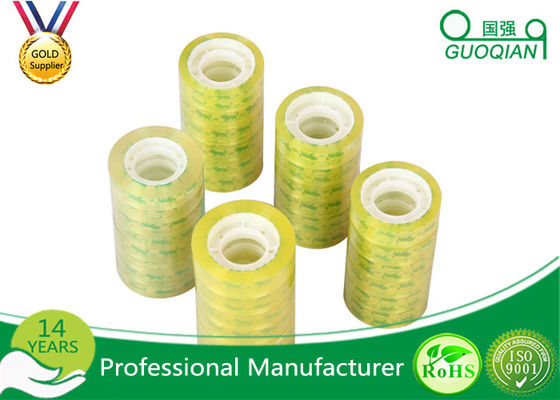 China Logo Acrylic Glue Waterproof Transparent Colored Shipping Tape Printed Company usine